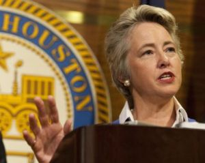 Ms. Annise Parker - Openly Gay Mayor of Houston, Texas and Radical, Second-Wave Feminist