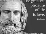 Quote: Euripides on Madcap Marriage