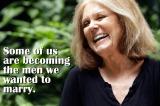Quotes: Gloria Steinem on LostLadies