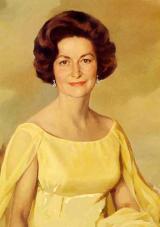 Quotes: Lady Bird Johnson on Husband'sHell