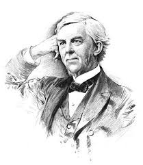 Oliver Wendell Holmes (1809-1894) - American Author, Poet, Professor, Lecturer and Physician