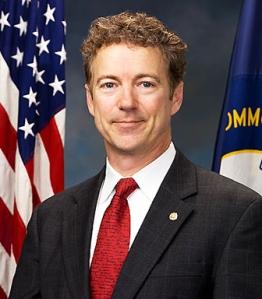 Sen. Rand Pau -  Republican from Kentucky