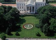White House North Lawn