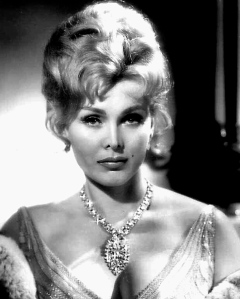 Zsa Zsa Gabor, 97 - Hungarian-born Actress