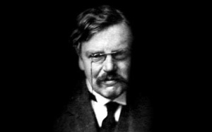Gilbert Keith Chesterton (1874-1936) - English writer, poet, lay theologian, dramatist, journalist, Christian Apologist and orator.
