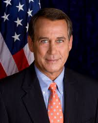 U. S. Congressman John Boehner, 64, - Ohio (R) - House Majority Leader