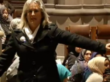 Admirable Women – Anonymous Woman Rightfully Objects to Muslim Prayer Service in Christian National Cathedral inD.C.