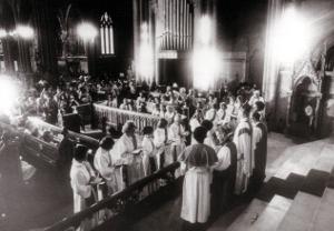 Ordination of Philadelphia Eleven female priests in 1974