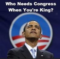 Dianne Feinstin Obama king