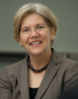 U. S. Senator Elizabeth Warren, 64 - Massachusetts Democrat