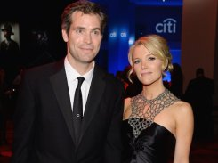 Megyn Kelly and her husband, Douglas Brunt