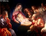 Christmas Eve Nativity Video