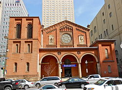 Old St. Paul's Church in Baltimore
