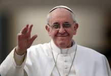 Pope Francis, 78 - Head of the Roman Catholic Church