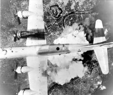 World War II bombing