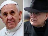 Good Guys – Cardinal Burke vs. Pope Francis