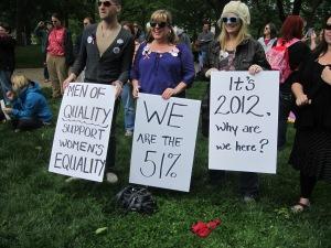feminist equality