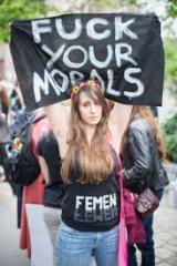 feminist rally