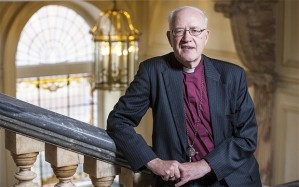 George Carey, 79 - Archbishop of Canterbury from 1991 to 2002
