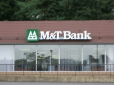 M & T Bank in Ossining, NY