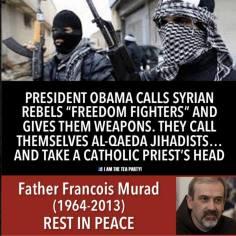 Obama and terrorists