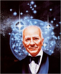 Robert Heinlein - (1907-1988) - American Science Fiction Writer