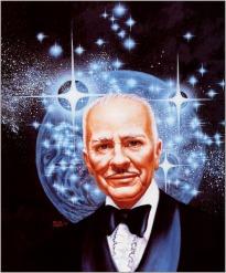 Robert Heinlein - (1907-1988) - American Science Fiction Writer