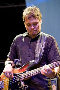 Trevor Dunn, 46 - American Avant-garde Jazz/Rock Musician, Composer, Bass Guitarist, and Double Bassist