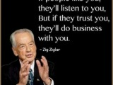 Quote: Zig Ziglar on Polite Society's Purpose
