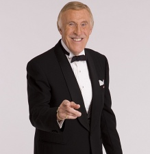 Sir Bruce Forsyth, 86 - British TV Presenter and Entertainer whose career has spanned 75 years.
