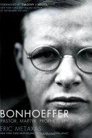 Eric Metaxas Bonheoffer book cover