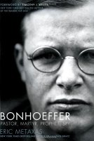 Eric Metaxas Bonheoffer book cover