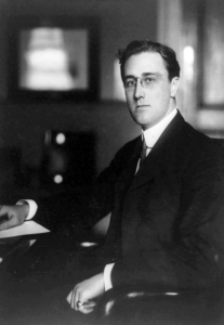 Franklin Delano Roosevelt - Asst. Secretary of the Navy