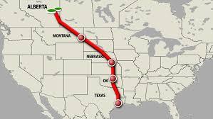Granade keystone pipeline