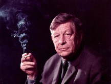 W. H. Auden (1907-1973) - Anglo-American Poet, Essayist,Librettist and Writer