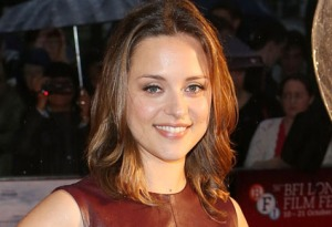 Zoe Tapper, 33 - English Actress