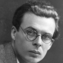 Aldous Huxley (1894-1963) - British Writer and Philospher