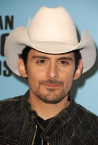 Brad Paisley, 42 - American Country Singer, Songwriter and Musician