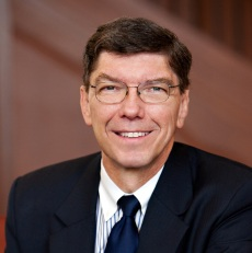 Clayton Christensen, 62 - Kim B. Clark Professor of Business Administration at Harvard Business School and Christian