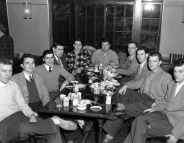 college party 1950s men