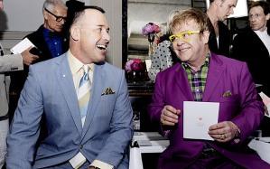 Elton John and partner, David Furnish got two little boys through IVF