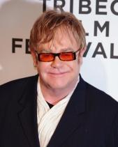 Elton John, 67 - British Singer and Songwriter