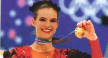Katarina Witt, 49 - World Champion Figure Skater. Winner of Two Olympic Gold Metals in'84 & '88 and Four World Championships