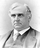 "Phillips Brooks (1835-1893) - Episcopal Rector of Boston's Trinity Church, Author and Lyricist of ""O Little Town of Bethlehem"""