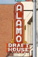 Original Drafthouse Theater in Austin, Texas