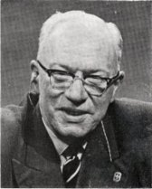 William Barclay (1907-1978) - Scottish Theologian, Author and Television and Radio Presenter