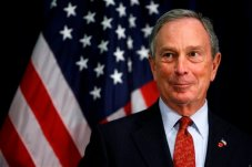Micheal Bloomberg, 72 - Former Mayor of New York City