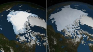 Ice cap GROWS by 60% in one year!