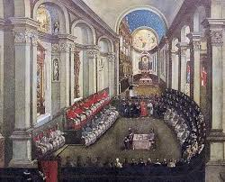 Council of Trent - St. Peter's Basilica