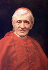 Cardinal John Henry Newman (1801-1890) - Founder and First Rector of the Catholic University in Dublin (now the University College Dublin)